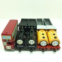 Set of 6 Character Nakayoshi Thomas Series Thomas & Friends BANDAI Used