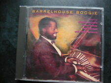 BARRELHOUSE BOOGIE ~ VARIOUS ARTISTS 21 TRK CD ~ RCA BLUEBIRD Lbl