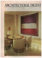 Architectural Digest May 1972 Anthony Hail Chinese Art William Gaylord