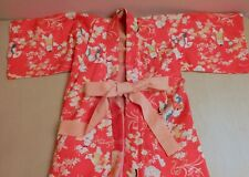 Vintage JAPANESE Traditional Classic BABY KIMONO Hand Made Antique Pattern