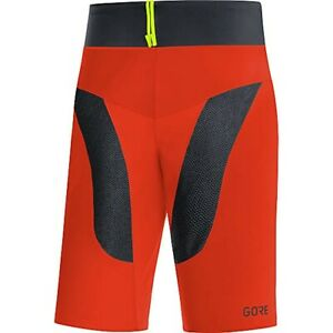 GORE® WEAR C5 TRAIL LIGHT SHORTS PANTS MEN´S CLOTHING ORANGE Med RRP £99.99