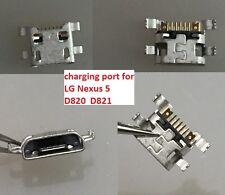 Charging USB Port  Connector   for Nexus 5 LG D820 D821 AU