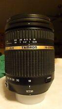 Tamron 18-270mm f/3.5-6.3 Di-II Aspherical AF IF VC Lens For Nikon B003
