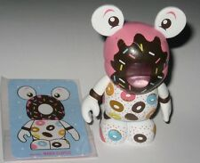 "Jelly Donut CUTESTERS Too 2 VINYLMATION Disney Cutester 3"" Figure AUTHENTIC WDW"