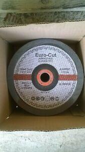 CUTTING DISCS ALUMINIUM 125MM X 3 X 22 DEP. CENT EURO CUT DATE CODE 08/21 PK 25