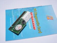 2-Digit PC PCI Diagnostic Card Motherboard Tester Analyzer Bios Post