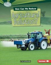 HOW CAN WE REDUCE AGRICULTURAL POLLUTION? - CARMICHAEL, L. E. - NEW BOOK