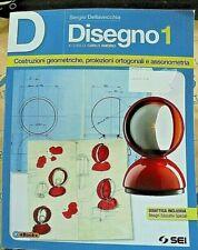 D DISEGNO VOL.1 - SERGIO DELLAVECCHIA - SEI
