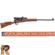 Phil Norman : Falklands - British Sniper Rifle L42A1 -1/6 Scale - Dragon Figure
