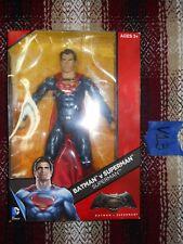 "V13_10 DC Movie Masters Lot BATMAN V SUPERMAN DAWN OF JUSTICE 10"" FIGURE dcuc"
