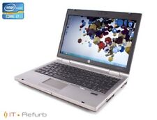HP Elitebook 2560P - Intel Core i7 2620M - 16GB RAM - 320GB HDD - Win7 Laptop