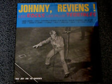 JOHNNY HALLYDAY - Les rocks les plus terribles - LP / 33T