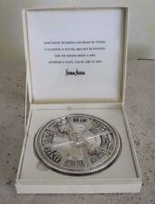 Neiman Marcus Spin Wealth Wheel Paper Weight S2