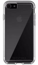 Tech21 Pure Clear Case For Apple iPhone 7 & iPhone 8 CLEAR NEW