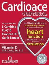 Vitabiotics Cardioace Original x 30 Tablets Heart Function & Circulation
