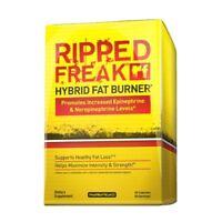 PharmaFreak RIPPED FREAK Hybrid Weight Loss FAT BURNER 60 capsules