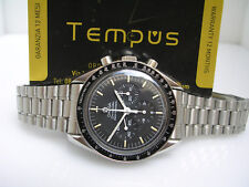 CHRONOGRAPH OMEGA SPEEDMASTER MOONWATCH APOLLO XI TRITIUM 3592.50 MEN'S WATCH