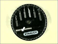 Stanley Sta168737 Insert Bit Set Phillips/slotted/pozidriv 7 Piece