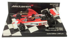 F1 1/43 MCLAREN M23 FORD HUNT SOUTH AFRICAN GP WORLD CHAMPION 1976 MINICHAMPS