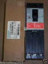 NEW Siemens ITE CED6 3 pole 110 amp 600v CED63B110 Circuit Breaker CED