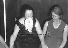 "Ghost Communicator, Mary Marshall Seance Ectoplasm 8""x 10"" Photo 47"