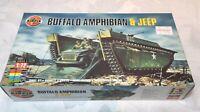 Airfix Buffalo Amphibian & Jeep Series 2 - 1:72 Scale -