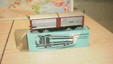 wagon couvert à parois coulissantes DB Marklin 4633 AC HO