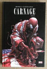 SPIDER-MAN CARNAGE USA Par Zeb Wells