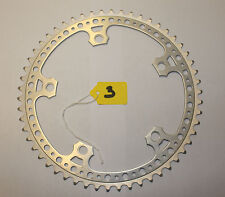 NOS 54T 144 BCD DRILLED CHAINRING FIT CAMPAGNOLO FOR ROAD RACING BIKE NO.3