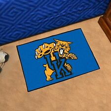 "Kentucky Wildcats 19"" X 30"" Starter Area Rug Mat"