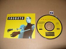 Kraftwerk The Robots cd Single 1991 Excellent/Nr Mint