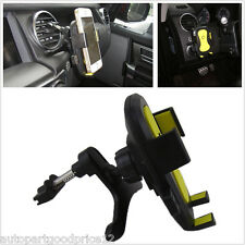NEW 360° Rotatable Car Air Vent Mount Holder Stand Cradle For Mobile Phone GPS