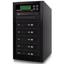 DVD Duplicator Copystars 1-5 Liteon/Asus 24X Burner CD DVD Duplicator Copier