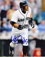 Ichiro Suzuki Autographed Signed 8x10 Photo ( HOF Mariners ) REPRINT