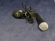 Logitech A-0234A Black USB Microphone B4