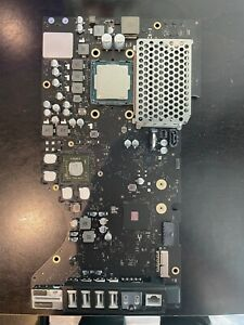 Mint condition imac a2116 logic board with 8th generation intel I5