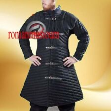 Medieval Jacket Thick Padded Gambeson Aketon COSTUMES DRESS SCA