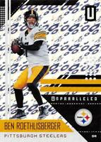 2018 Panini Unparalleled Flight NFL Football Cards Pick From List 151-300