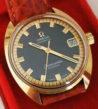 Luxury Omega Seamaster Cosmic Automatic 166.023 Cal.565 lamina oro 18k Gold