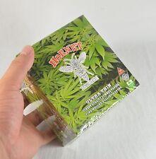 HORNET 50 booklets 110mm Slim Natural Gum Fine Rulta Thin Gummed Rolling Paper