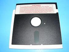 "DUKE NUKEM Early Version EGA VGA Very Rare 5.25"" Floppy Disk PC DOS Video Game"