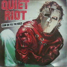 "7"" 1983 CV SLADE QUIET RIOT Cum On Feel The Noize /M-?"