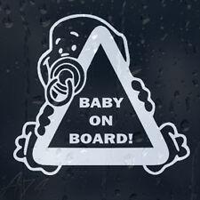 Bebé a bordo de ventana de coche Parabrisas Body Panel Laptop teléfono calcomanía pegatina de vinilo