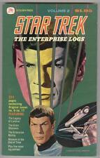 Star Trek Enterprise Logs #2 F/VF 1976 Photo Cover