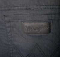 Tramo de Wrangler Texas Pantalón de tela negro talla a elegir w121ge100 1 Opción