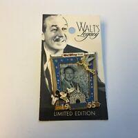 WDW Walt's Legacy Collection # 7 Disneyland Concept - LE 5000 Disney Pin 39121