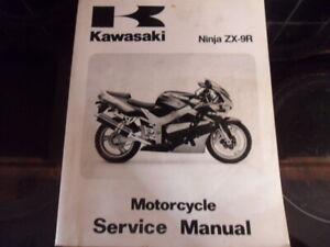 Kawasaki Zx Motorcycle Service Repair Manuals For Sale Ebay
