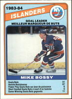 1984-85 O-Pee-Chee Hockey Cards 251-396 Pick From List