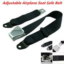 850-1350mm Airplane Seat Safe Belt Plane Seatbelt Extenders Aerospace Adjustable