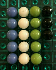 Color Choice - Marble original part for 1952 Schaper Stadium Checkers Game